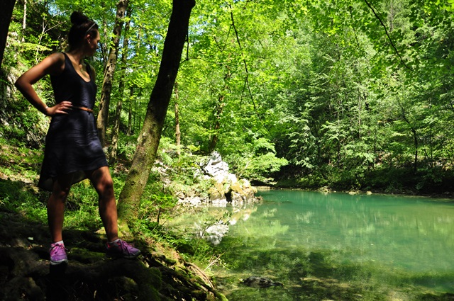Divje jezero (Wild lake)