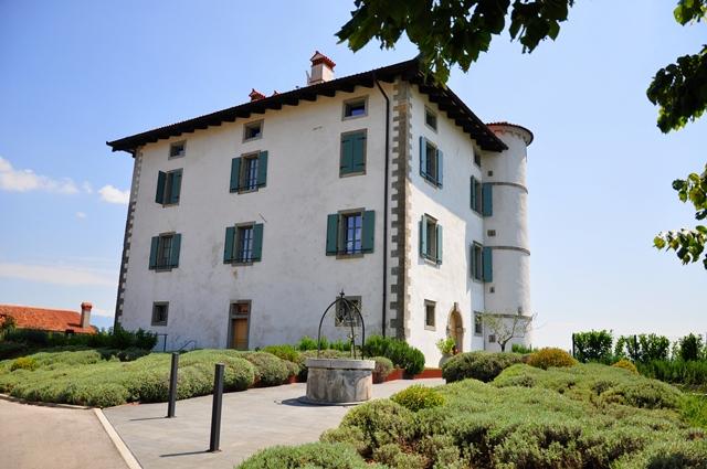 Castle Gredič