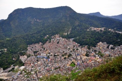 The biggest favela in South America