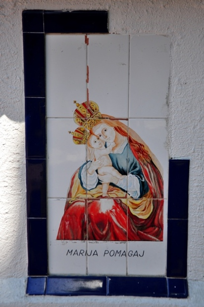 Slovene sacred picture in Mendoza