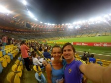 On Estádio Maracanã