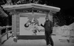 Mascot of the '84 Winter Olimpics