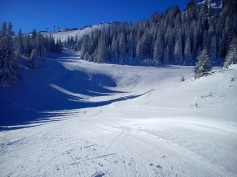 Ski slope Ogorjelica - Poljice