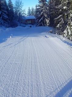 Ski trail Šator - Poljice