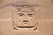 La Paz detail