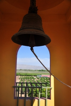 Bell at Tacama winery