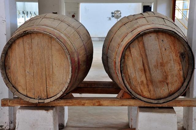 Slovenian barrels :)