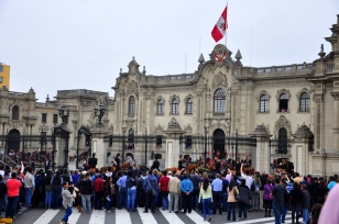 Lima in a sunday