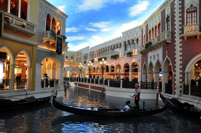 The amazing Venetian