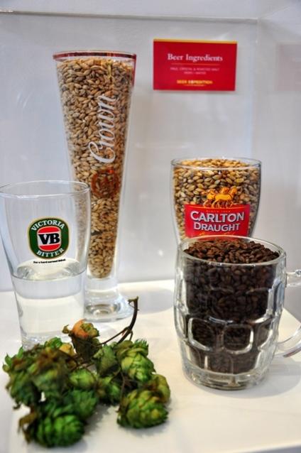 Carlton brewery