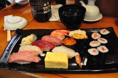 Freshest Sushi ever