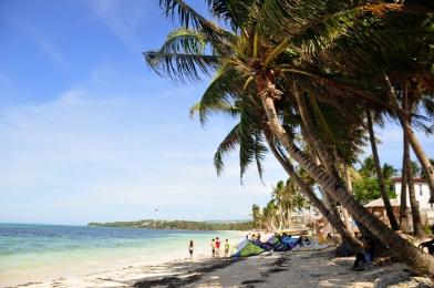 Bulabog beach