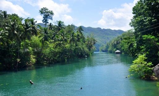 Bohol inland