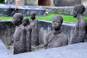 Slave monument