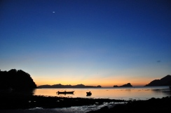 Sunset from Coron Coron