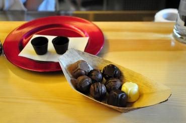 Berryshka handmade chocolate