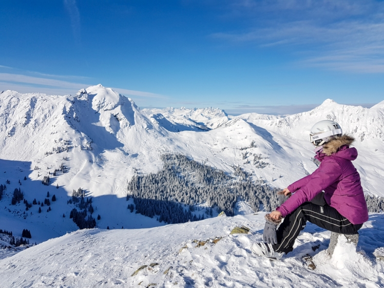 Saalbach views-