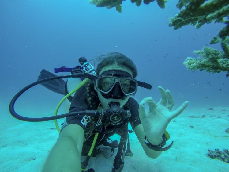 Diving Maldives