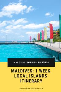 Pinterest Maldives 1 week itinerary