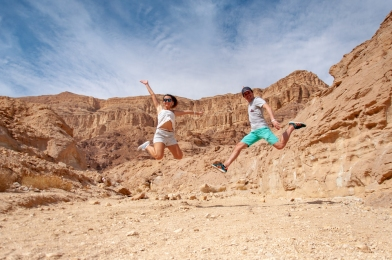Eilat Timna valley