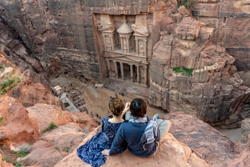 8461611e829245 Petra in 1 day – from sunrise to sunset for fit travelers ...