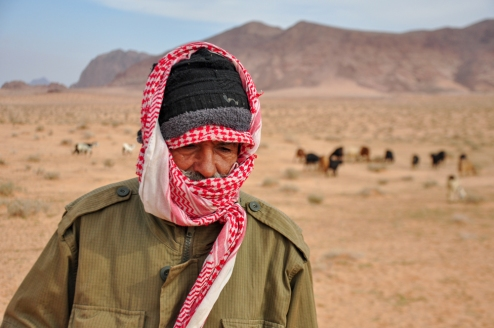 Local bedouin