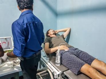 sri lanka hospitals