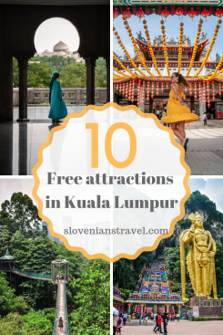 Free things to see and do in Kuala Lumpur