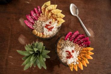 Aura bowls Gili Air
