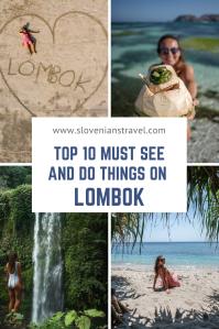 Lombok pinterest top 10