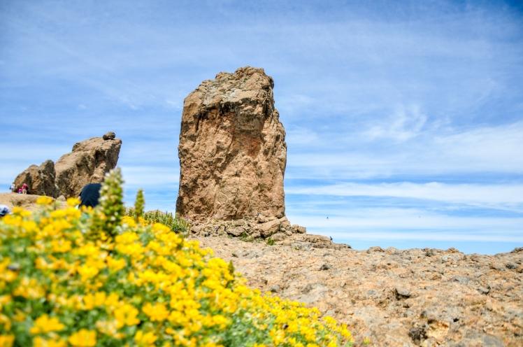 hiking roque nublo