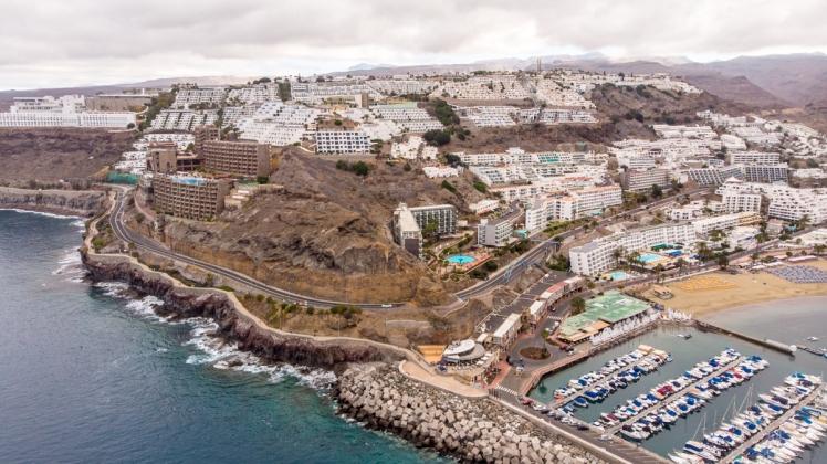 Puerto Rico and the promenade